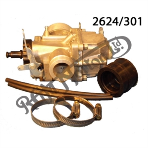 AMAL MK2 CARB, 2600 SERIES LEFT HAND 24MM
