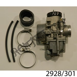 AMAL MK2 CARB, 2900 SERIES LEFT HAND 28MM