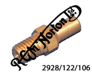 MK2 CONCENTRIC NEEDLE JET 106