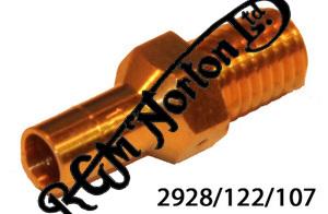 MK2 CONCENTRIC NEEDLE JET 107