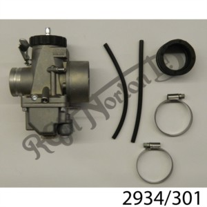 AMAL MK2 CARB, 2900 SERIES LEFT HAND 34MM