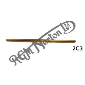 2C3 MK2 THROTTLE NEEDLE FOR TWIN CARB COMMANDO