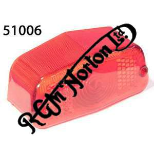 REAR LENS, FEATHERBED