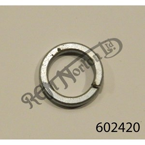 """7/16"""" SQUARE SECTION LOCK WASHER"""