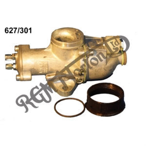 AMAL MK1 CARB, 600 SERIES LEFT HAND 27MM