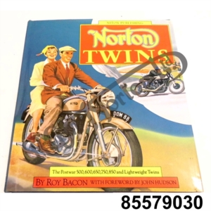 ROY BACON HARDBACK NORTON TWINS BOOK