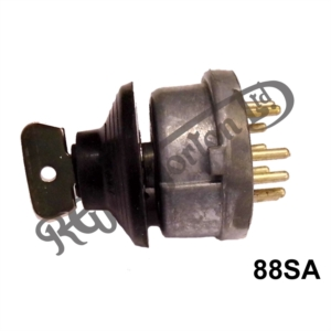 EARLY REPLICA  LUCAS MULTI-PIN HEADLAMP IGNITION SWITCH, PLUG IN TYPE