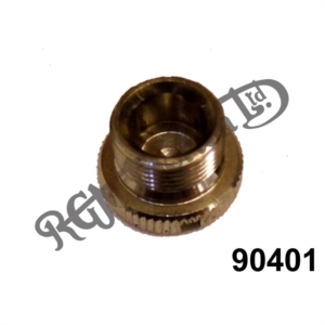 BRASS FLOAT BOWL DRAIN PLUG MK1 CONCENTRIC