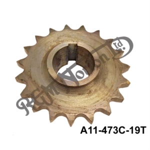 INTERNATIONAL ENGINE SPROCKET 19 TOOTH CENTRAL FEATHERBED