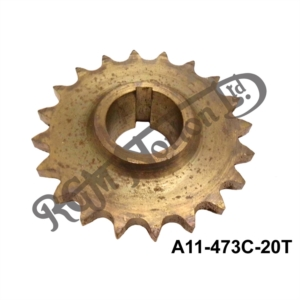 INTERNATIONAL ENGINE SPROCKET 20 TOOTH CENTRAL FEATHERBED