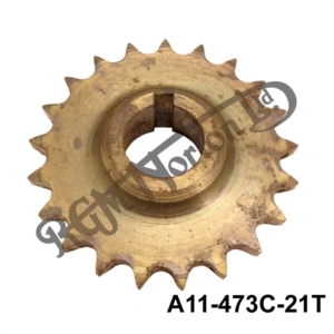INTERNATIONAL ENGINE SPROCKET 21 TOOTH CENTRAL FEATHERBED