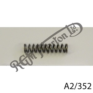 CAMPLATE PLUNGER SPRING EARLY