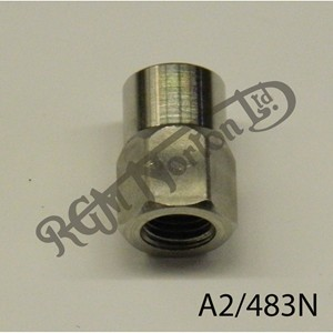 """5/16"""" BSC 26TPI SLEEVE NUT"""