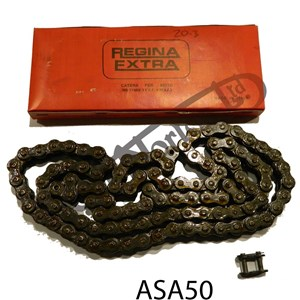 REGINA EXTRA 5/8 X 3/8, 102 LINKS REAR CHAIN