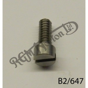 "3/16"" BSW UPRIGHT INSPECTION COVER SCREW"