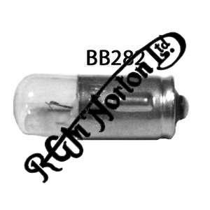 WARNING LIGHT BULB 6 VOLT BAYONET