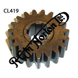 CLOSE RATIO LAYSHAFT FOURTH GEAR 19 TEETH