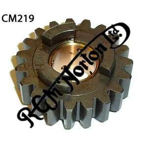 CLOSE RATIO MAINSHAFT SECOND GEAR 19 TEETH