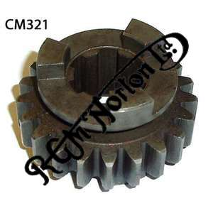 CLOSE RATIO MAINSHAFT THIRD GEAR 21 TEETH