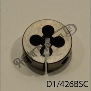 """1/4"""" X 26 BSC HIGH SPEED STEEL DIE"""