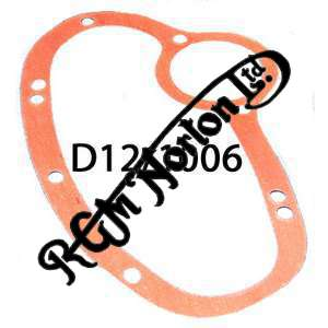 LAYDOWN GEARBOX OUTER COVER GASKET