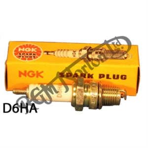 NGK D6HA SPARK PLUG 12 X 12.7MM