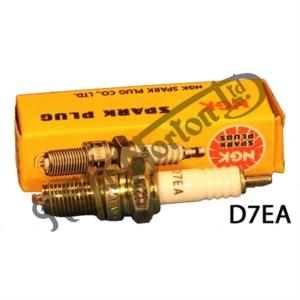 NGK D7EA SPARK PLUG 12 X 19MM