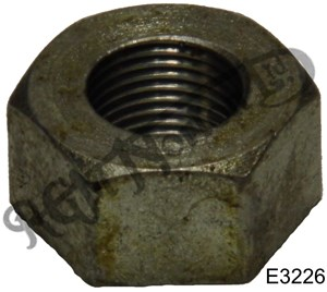 "7/16"" BSC 26 TPI NUT"