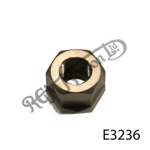 """7/16"""" x 20TPI  GUSSET STUD NUT, STAINLESS"""