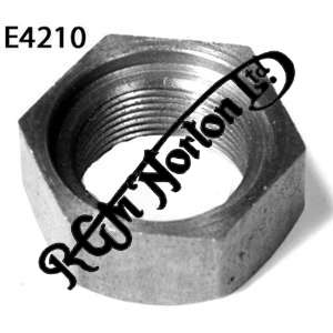 ENGINE SPROCKET NUT, DOMINATOR DYNAMO TYPE