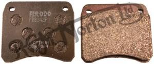 FERODO PLATINUM SERIES, SUITABLE FOR LOCKHEED, TRIUMPH, ETC
