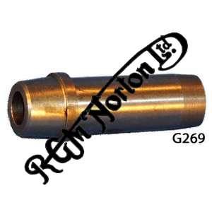 "MODEL 18, M19 M50 & ES2 CAST IRON VALVE GUIDE STD 3/8"" BORE"