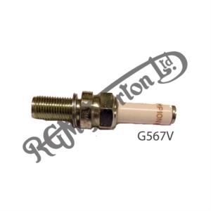 CHAMPION G567V RACE SPARK PLUG, 10 X 19MM