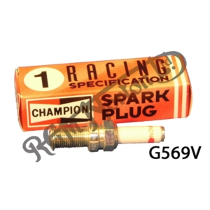 CHAMPION G569V RACE SPARK PLUG, 10 X 19MM