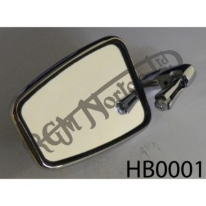 HANDLEBAR END MIRROR FOLDING