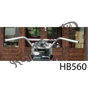 """HANDLEBAR P11, 27"""" WIDE X 6"""" HIGH, (BRACED TRAILS TYPE, ALSO SUITABLE FOR SS)"""