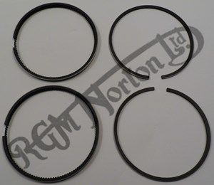 750 PISTON RING SET +40 COMPLETE