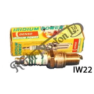 DENSO IW22 IRIDIUM SPARK PLUG (EQUIVALENT BP7EV)