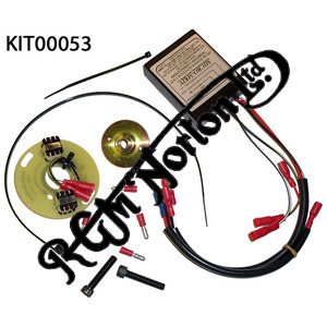 BOYER ELECTRONIC IGNITION NORTON COMMAND MK4