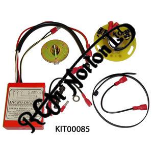 BOYER MICRO DIGITAL ELECTRONIC IGNITION TRIUMPH/BSA 3 CYLINDER