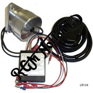 ELECTRONIC IGNITION TO REPLACE MAGNETO FOR TWIN CYLINDER 12V (TWIN OUTPUT COIL)