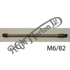 SINGLE CYLINDER PUSHROD WITH ADJUSTER M19