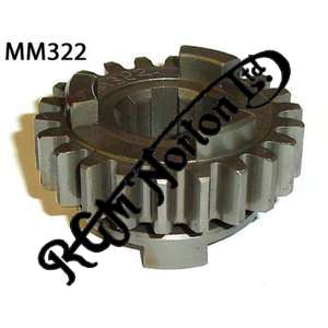 CLOSE RATIO MAINSHAFT THIRD GEAR 22 TEETH (MANX)