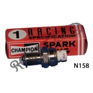 CHAMPION N158 PLATINUM RACE SPARK PLUG, 14 X 19MM