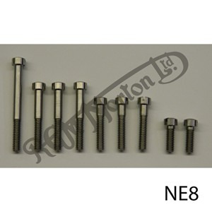 ES2 TIMING COVER SLOTTED CHEESEHEAD SCREW SET
