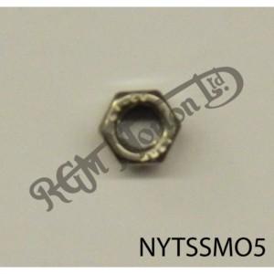 M5 NYLOC NUT
