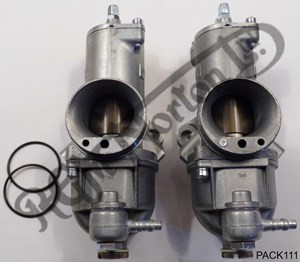 30MM AMAL PREMIER MK1 CONCENTRIC CARBS (MATCHED PAIR)