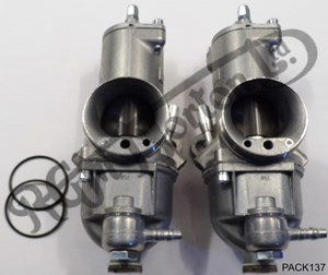 32MM AMAL PREMIER MK1 CONCENTRIC CARBS (MATCHED PAIR)
