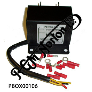 BOYER POWERBOX, THREE PHASE, REPLACES RECTIFIER AND ZENER DIODE