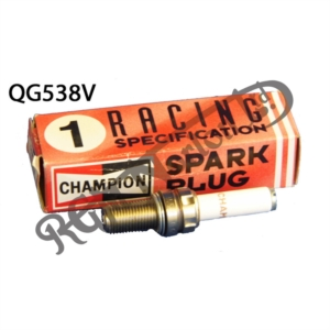 CHAMPION QG538V RACE SPARK PLUG, 10 X 19MM